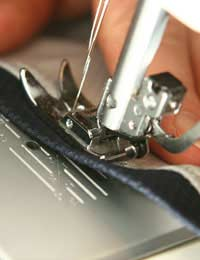 Sewing Machines Fashion Design